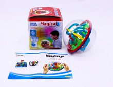 Educational Toys Handheld Ball Bearing Maze Game Puzzle Ball for Brain Development