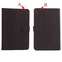 Soft korea leather case for ipad mini factory price 2014