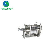 Automatic Membrane fertilizer filter press for phosphoric acid/ food industry used automatic membrane filter press