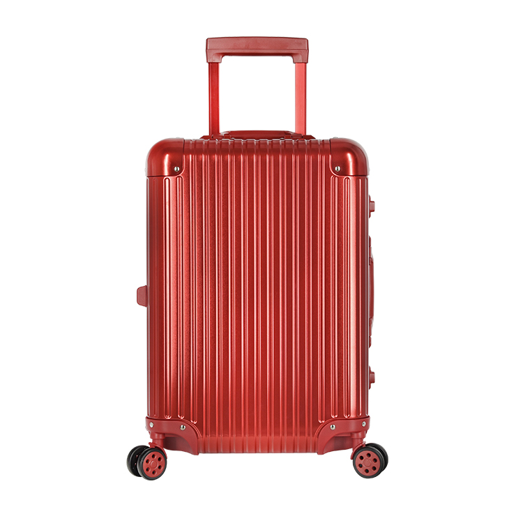 New Design Colourful Travel Trolley Luggage Bag