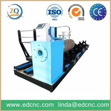 dezhou zaiqiang table cnc plasma laser label die cutting machine factory made with low price