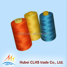 Ring spun polyester sewing thread 20s/2 with wholesale price
