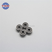 inch size miniature deep groove ball bearing R6Z from china factory