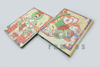 Cute Cartoon Tablet PC Stand Leather Case Cover with Auto Wake/Sleep for ipad 2 3 4