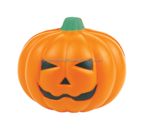 Wholesale Hot sale funny pumpkin Stress Ball,pumpkin shape anti stress ball toys