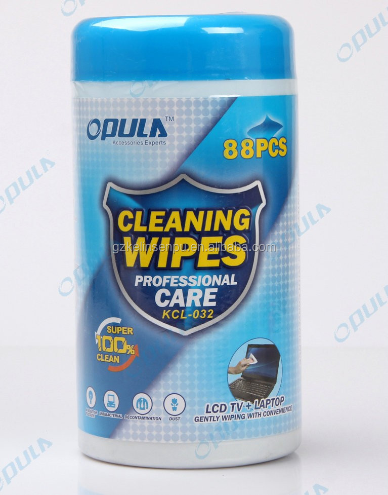 Disposable lens/glasses clean wet wipes/tissues/camera care kit