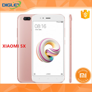 New arrvial Xiaomi 5X Smart Phone with 5.5inch Screen 64GB ROM dual rear camera Snapdragon625