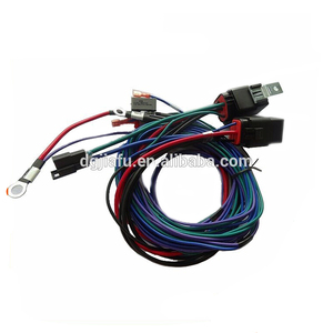 12V 30/40 A automotive waterproof relay wire harness