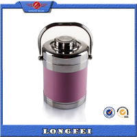 Winter basic item thermos lunch box stainless steel hot lunch box to keep food warm lunch box
