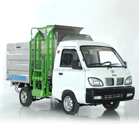 Good quality garbage dump truck with discounting