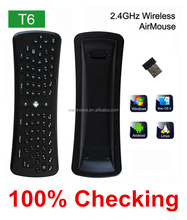 2.4GHz wireless optical air mouse, air mouse remote, air fly mouse for lg smart tv