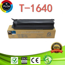 T-1640C/T-1640D/T-1640E toner cartridge for Toshiba COPIER E-163/165/203/167/207 Printer