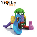 High quality plastic kids slide outdoor children playground equipment for outdoor exercise