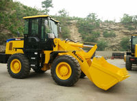 ZL30F Hydraulic 9.6 ton small front end loader prices with 1.8m3 bucket
