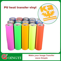 Wholesaler PU thick vinyl roll for clothing