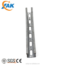 Perforated C Strut Channel Specification