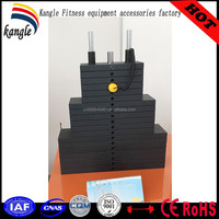 Gym Equipment weight plate accessories,weight stack