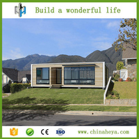 Modular flat-pack economic prefabricated wood house for living