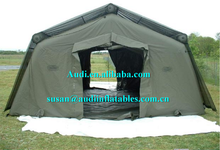 customized cheap pneumatic tent ,inflatable tent shelter blow up covers