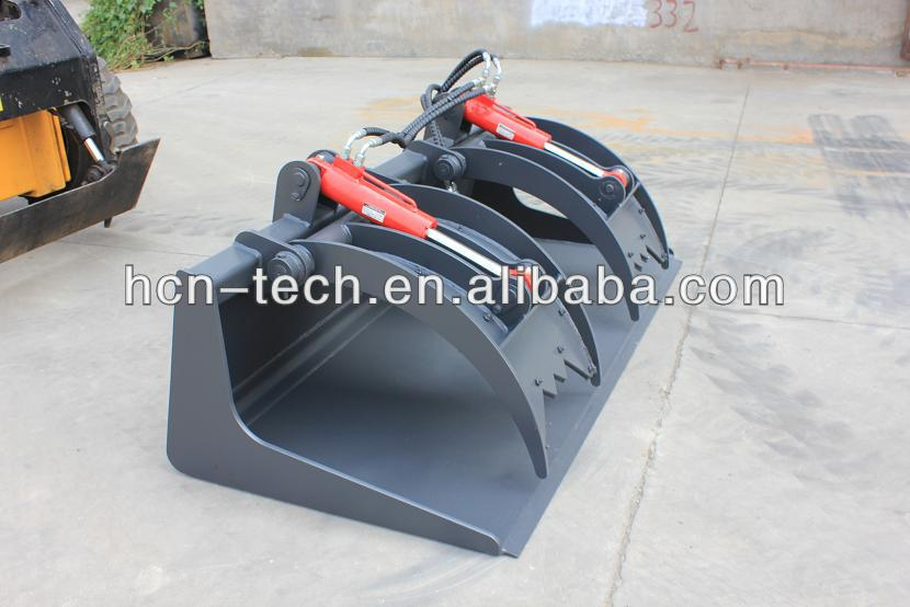 HCN 0403 grapple bucket for loaders