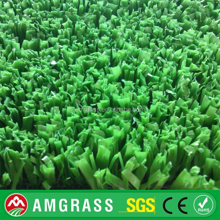 Wedding grass Short Curled Artificial Grass/ roof turf/easy install Chinese supplier short leisure grass (ASP-06)