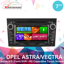 car dvd player for OPEL ASTRA/CORSA/ZAFIRA with gps navigation system,3G/WIFI,mirror link