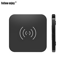 Factory High Quality Cheap Price cell phone super Qi Wireless Charger portable t100