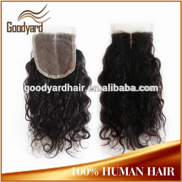 2016 Hot! AAAAAAA grade factory wholesale cheap price lace frontal hair pieces for top of head
