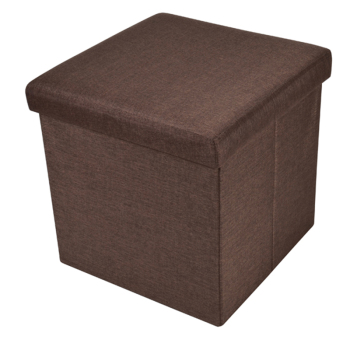 2018 Home Living fabric folding storage ottoman