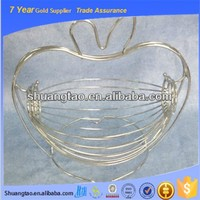 Best price hot selling wire fruit bowl, decorative wire fruit bowl, unique wire fruit bowl
