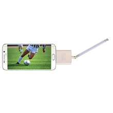 drop shipping DVB-T2 / DVB-T Portable Micro USB Port Digital TV Receiver Tuner for Android Phones and tablet
