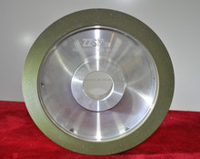 Resin bond diamond grinding wheels for tungsten carbide, ceramic material