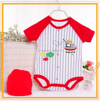 2015 new born organic 1 year old baby clothes