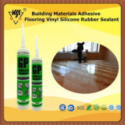 Building Materials Adhesive Flooring Vinyl Silicone Rubber Sealant