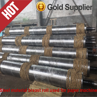 Paper machine chilled cast iron roll