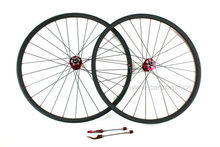 2015 Super Stiffness and Light Carbon Mountain Bike Wheelset 29er, Professional Manufacturer in China