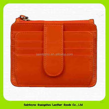 14040 Fashion Leather Atm Card Holder Flip Case Cover Pouch