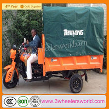 200cc Tri Motorcycle/ Trimotos Motor Tricycle/ Three Wheel Motorcycle for cargo