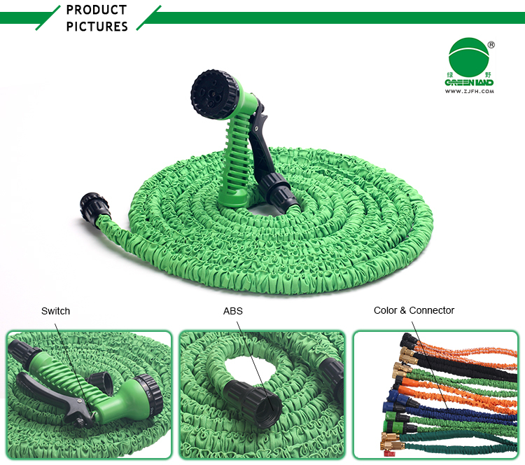 2015 New Item garden hose reel/ expandable garden hose/ Garden Tool for Home&Gardene, As Seen on TV