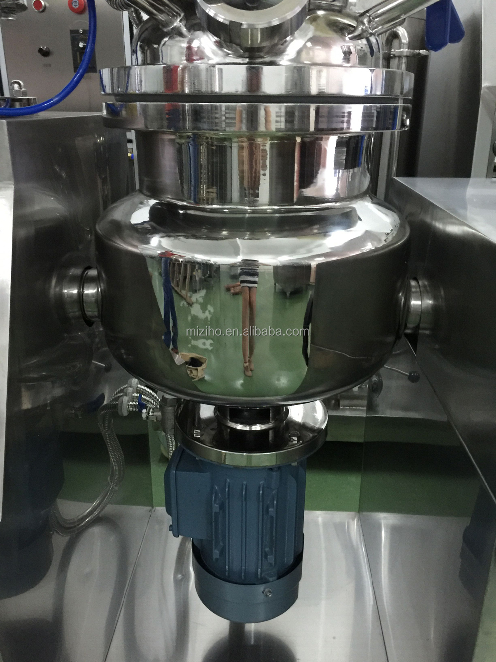 MZH-V10L Eye cream vacuum mixer machine
