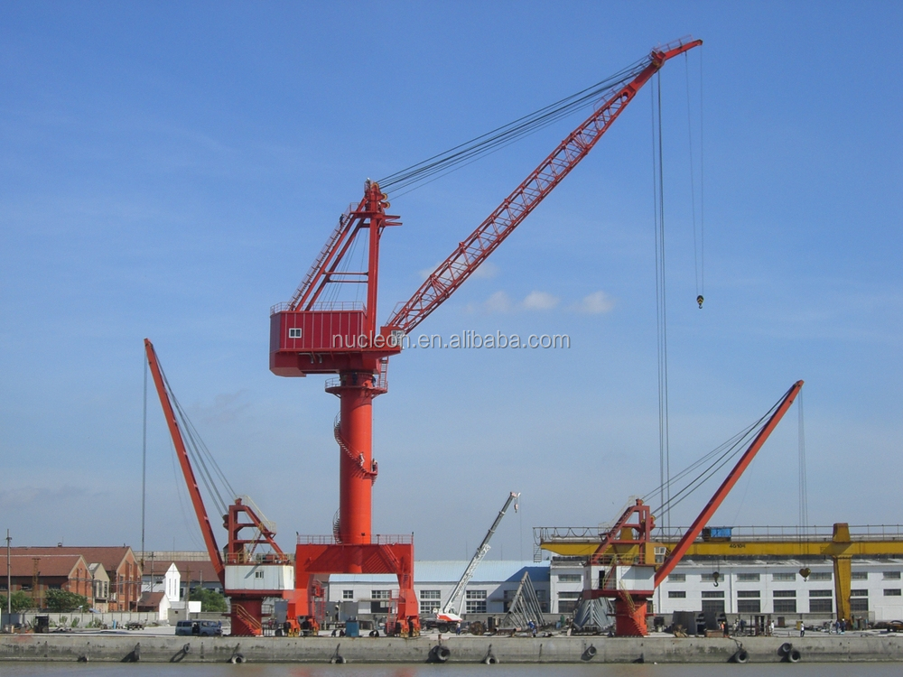 20 Ton 180 Degree Rotate Jib Crane