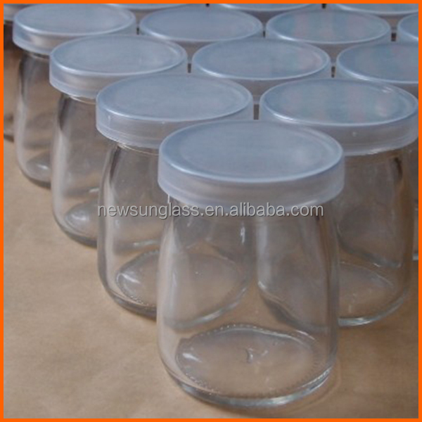 100ml mini glass milk bottles wholesale bottles