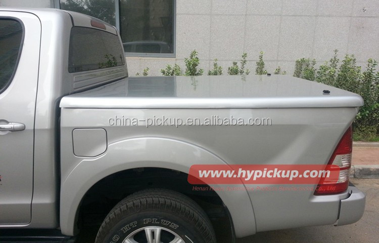 High Quality Accessories Foton Tunland Bed Cover Rear Truck Lid Cover