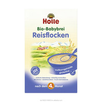 Holle Organic Baby Food Rice Flakes