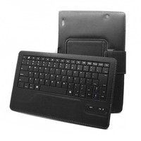 3.0 Bluetooth keyboard with touch pad folio case Compatible for Thinkpad tablet2