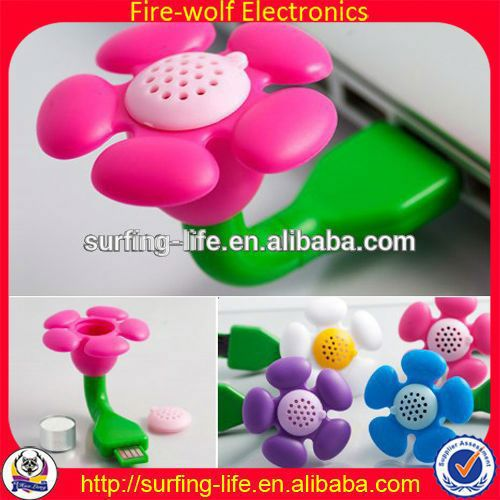 No fade flower USB aroma diffuser Innovation Usb Essential Oil Diffuser wholeseller