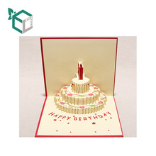 Custom Logo Decorative Paper laser cut wedding invitation card