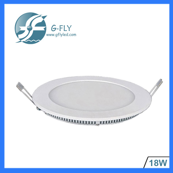 18w cut out 200mm 8 inch led retrofit recessed downlight