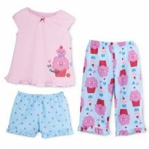 Pajama (3 pcs) for toddler girl