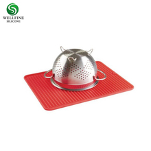 Heat Resistant Silicone Drying Mat,Silicone Dish Drying Mat